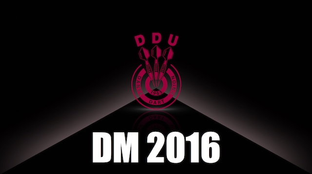 DM i Dart 2016 live-streaming